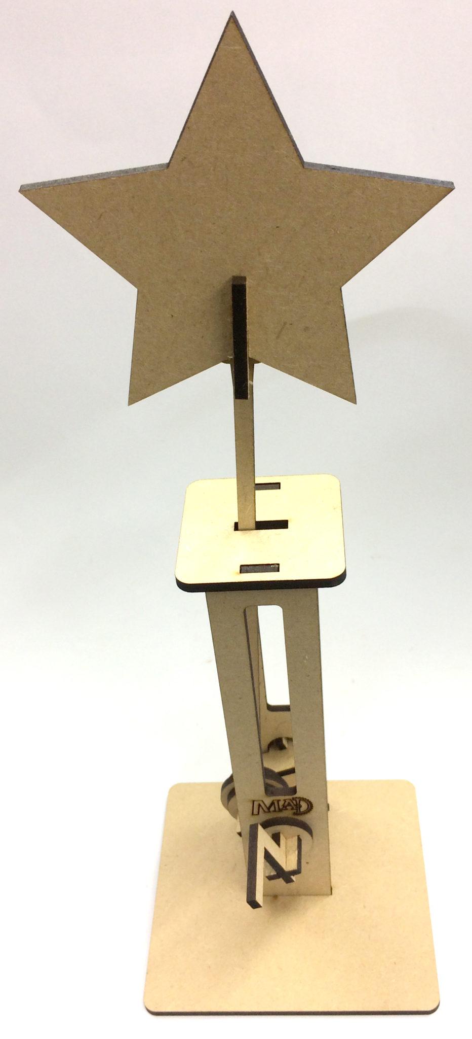 Simple Crank Automata