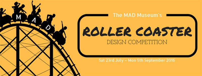 Rollercoaster Design Competition