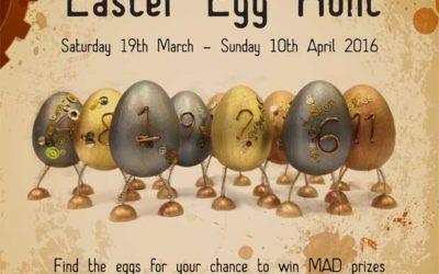 Mechanical Easter Egg Hunt
