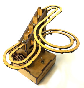 Marble Machine #1 (Motorised)