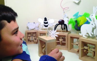 New Automata Building Activities