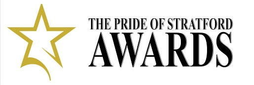 Nominated as a Finalist for The Pride of Stratford Awards 2017