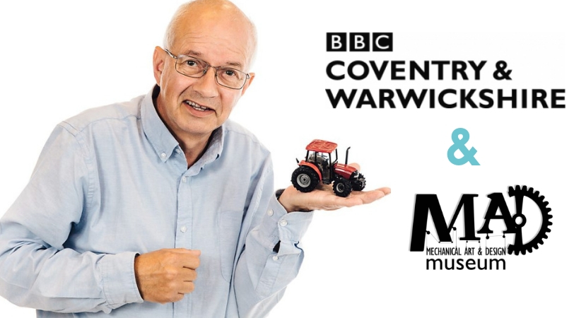 BBC Coventry & Warwickshire Feature MAD