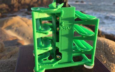 3D Printed Marble Runs