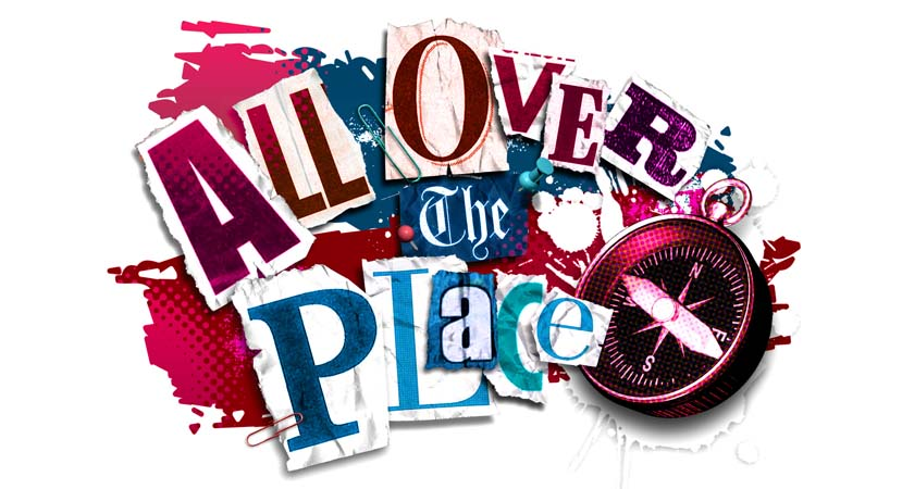 CBBC's All Over The Place – Filming a MAD Feature