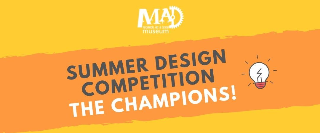 Summer Design Competition – The Winners